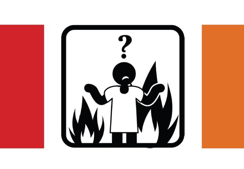 איך אני מגן על עצמי בשריפה